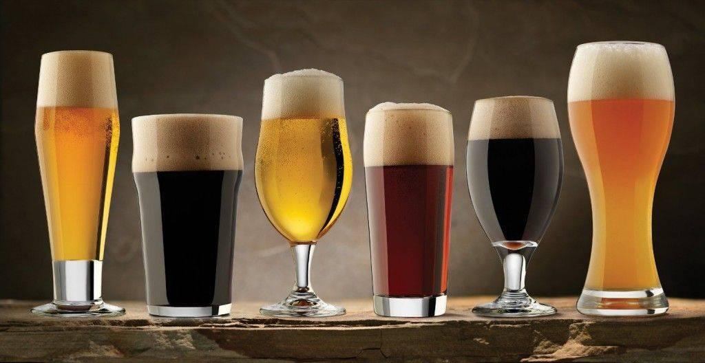 Diferentes birras