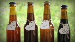 diferentes estilos de cerveza