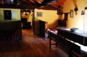 interior casa natal marqués de sargadelos